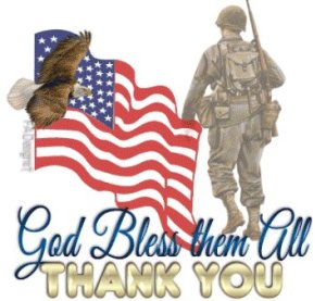 God Bless them all