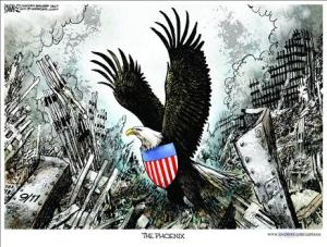 The Phoenix © Michael Ramirez
