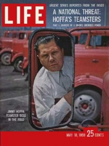 Hoffa in Life Magazine