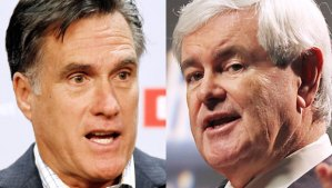 Romney vs. Gingrich